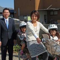 幼児2人同乗用自転車