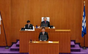 第315回 定例兵庫県議会 代表質問