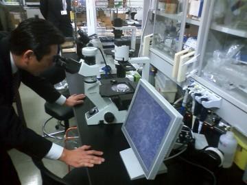 平成25年2月13日 発生・再生科学総合研究センター(神戸)視察