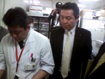 平成25年3月4日(月) 神戸市 神鋼病院