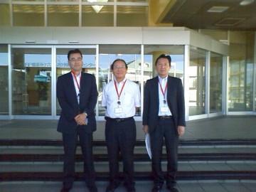 平成25年8月28日(水) 六ヶ所村原燃PRセンターを視察