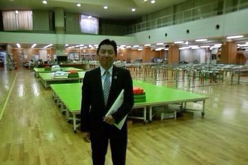 平成25年11月27日(水) 総合リハビリテーションセンターを視察