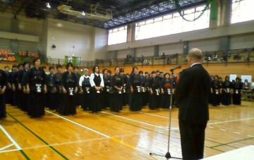 平成25年11月3日(日) 女子剣道大会