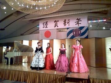 平成26年1月6日(月) 加古川市年賀会に出席