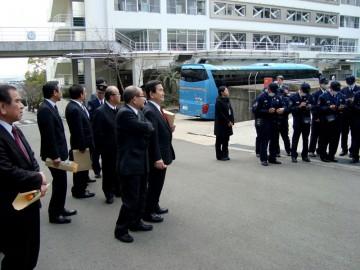 平成26年1月21日(火) 警察学校-2