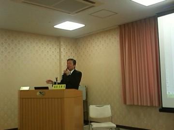 平成26年3月24日(月) 公明党県議会で「地域包括ケアシステム」について勉強会