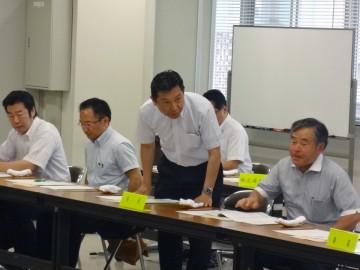 平成26年7月14日(月) 産業労働部常任委員会管内視察 神戸県民センター