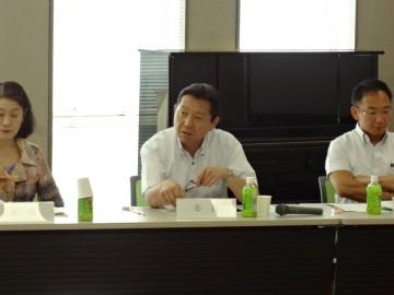 平成26年7月15日(火) 産業労働部常任委員会管内視察 阪神南県民センター