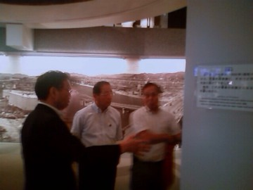 平成26年6月26日(木) 広島平和記念資料館1