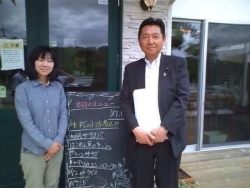 2014年6月27日(金) 三次市の就労継続支援B型事業所 コージーガーデン
