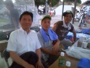 平成26年7月26日(土) 新野辺第9の祭り