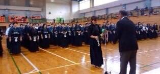 平成26年11月9日(日) 加古川女子剣道大会