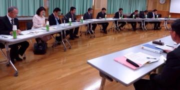 平成26年11月7日(金) 県立ものづくり大学校を視察