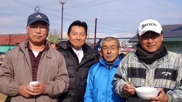 平成26年12月21日(日) 中別府町内会の世代間交流に参加