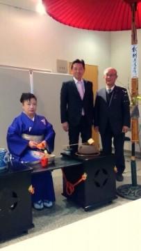 平成27年1月24日(土) 別府公民館登録団体発表会に参加