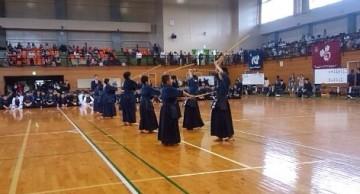 平成27年5月9日(土) 加古川市民剣道大会に出席