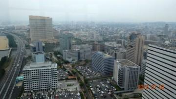 平成27年7月3日(金) 福岡市のウォーターフロント地区を視察