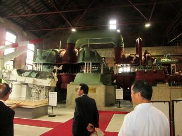 平成27年7月1日(水) 三菱重工(株)長崎造船所を視察