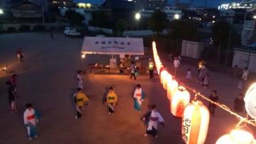 平成27年8月15日(土) 中別府盆踊り