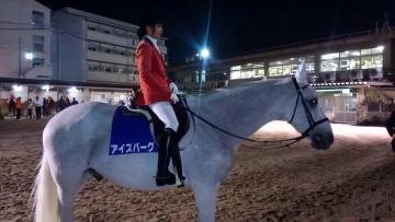 平成27年10月30日(金) 競馬組合で園田競馬場を視察