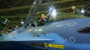 平成27年11月25日(水) 航空自衛隊三沢基地を視察