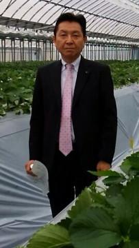 平成27年11月9日(月) 東播磨の農業を視察