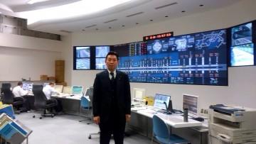 平成28年2月2日(火) 高速道路交通警察隊を視察
