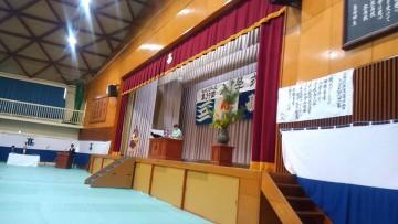 平成28年4月8日(金) 加古川北高校の入学式に出席