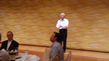 平成28年6月7日(火) 兵庫県漁業協同組合連合会との懇談会に出席