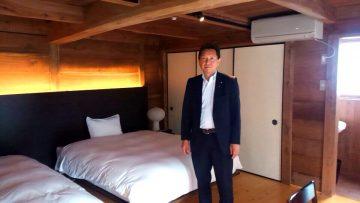 平成28年7月26日(火) 竹田城の旧木村酒造場ENを視察