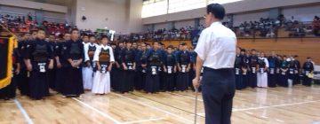 平成28年9月4日(日) 加古川市民少年剣道大会に出席