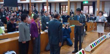 平成28年11月19日(土) 第44回いなみ野祭に出席