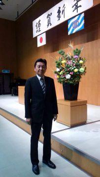 平成29年1月4日(水) 加古川市年賀交歓会に出席