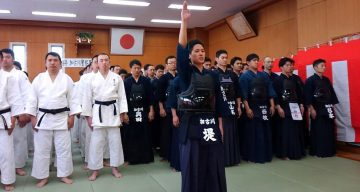 平成29年1月27日(金) 加古川警察署の術科始めに出席