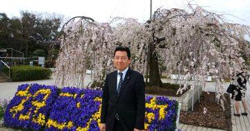 平成29年4月6日(木) いなみ野学園入学式に出席