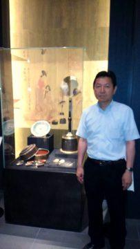 平成29年7月20日(木) 文教常任委員会で考古博物館加西分館を視察