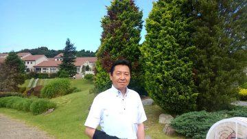 平成29年7月21日(金) 文教常任委員会で県立大学淡路緑景観キャンパスを視察