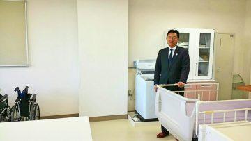 平成29年11月21日(火) 文教常任委員会で県立西神戸高等特別支援学校を視察