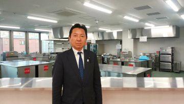 平成29年11月21日(火) 兵庫栄養調理製菓専門学校を視察