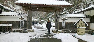 平成30年1月25日(木) 文教常任委員会で生野銀山を視察