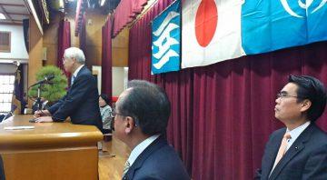 平成30年3月13日(火) いなみ野学園修了式に出席