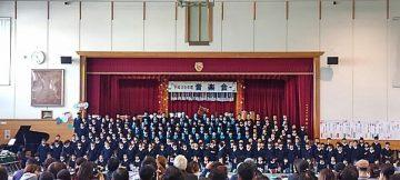 平成30年10月27日(土) 別府小学校音楽会に出席