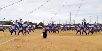 2019年9月21日(土) 別府中学校体育大会に参加