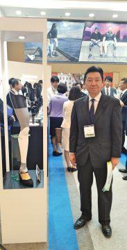 2019年10月7日(月) 国際義肢装具協会世界大会(ISPO2019)に出席