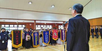 2020年2月2日(日) 第26回加古川市少年剣道教室対抗剣道大会に出席